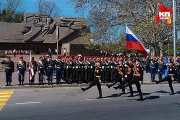 Как Крым и Севастополь отмечают 70-летие Великой Победы