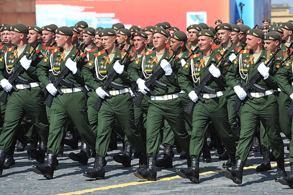 Россия сегодня имеет одну из лучших армий мира