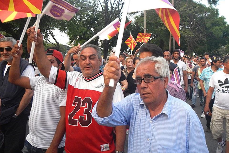 Большой Балканский Бардак: как в Македонии оппозиция пытается поменять власть, чтобы затащить страну в НАТО и ЕС