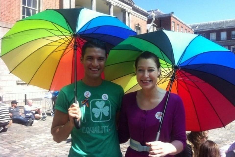 В Ватикане назвали легализацию однополых браков ударом по всему человечеству ФОТО: @MartinaFitzg/Тwitter