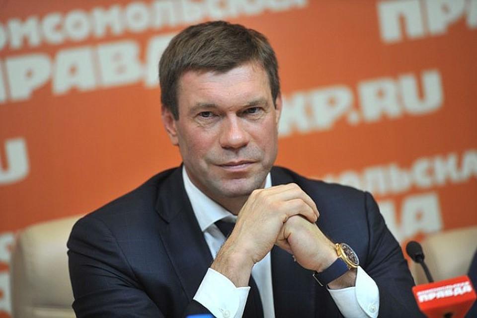 """Олег Царев о назначении Саакашвили: """"Смешно. Но людей жалко"""""""