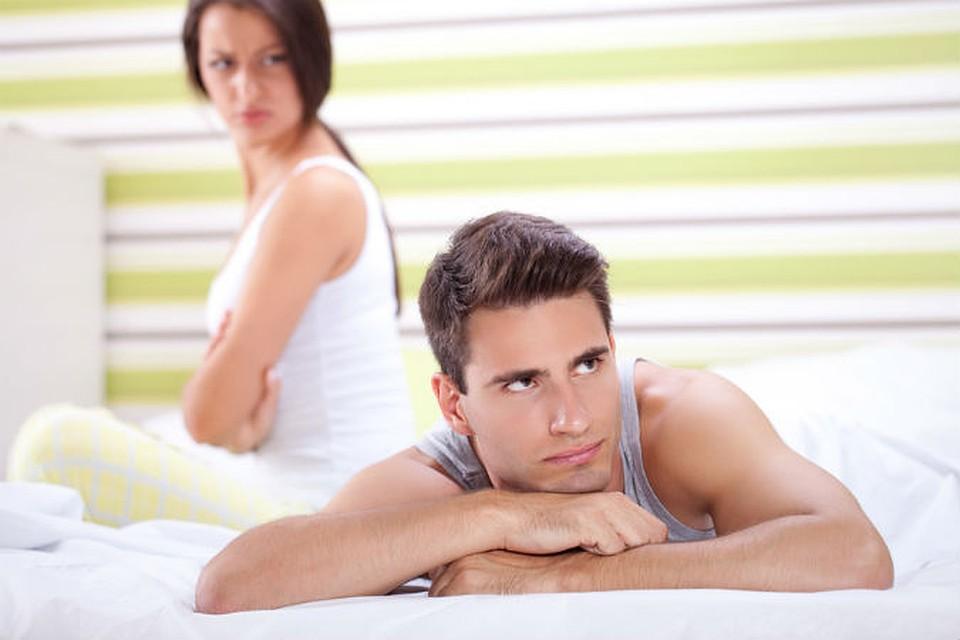 Муж не проявляет активных действий к сексу почему