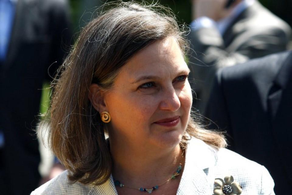 Виктория Нуланд, помощник Госсекретаря США по делам Европы и Евразии