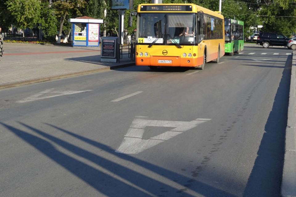В Тюмени появились новые полосы «А»