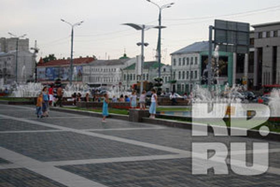 В списке одним из стопроцентных городов-участников значится и Казань как крупный мегаполис и футбольный центр