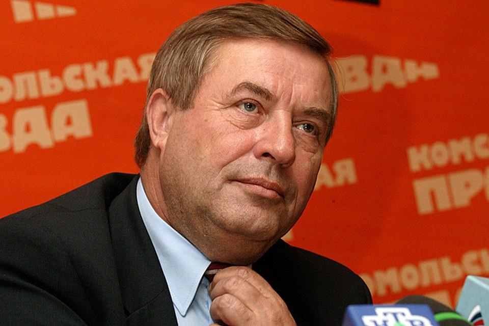 Ушел из жизни Геннадий Селезнев