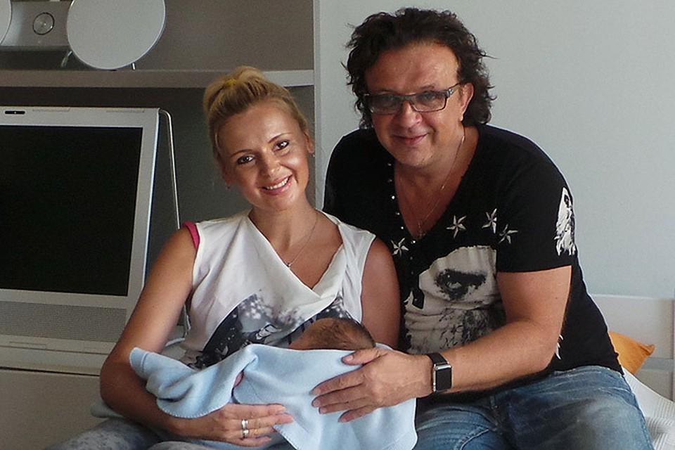 Жена Ромы Жукова подарила ему седьмого ребенка. Фото: личный архив