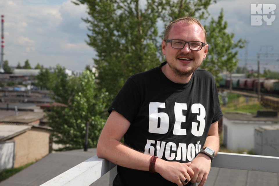Андрей Курейчик говорит, что к осени фильм уже будет готов.