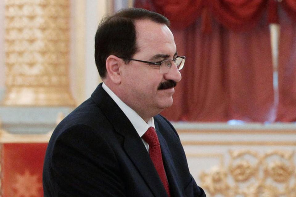 Посол САР в РФ Риад Хаддад