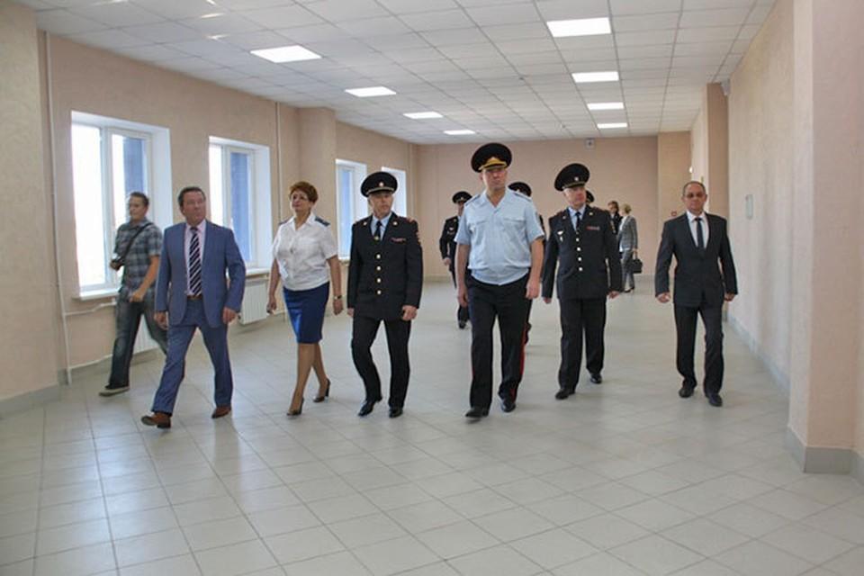 Сергей Солодовников посетил Сызрань с рабочим визитом.