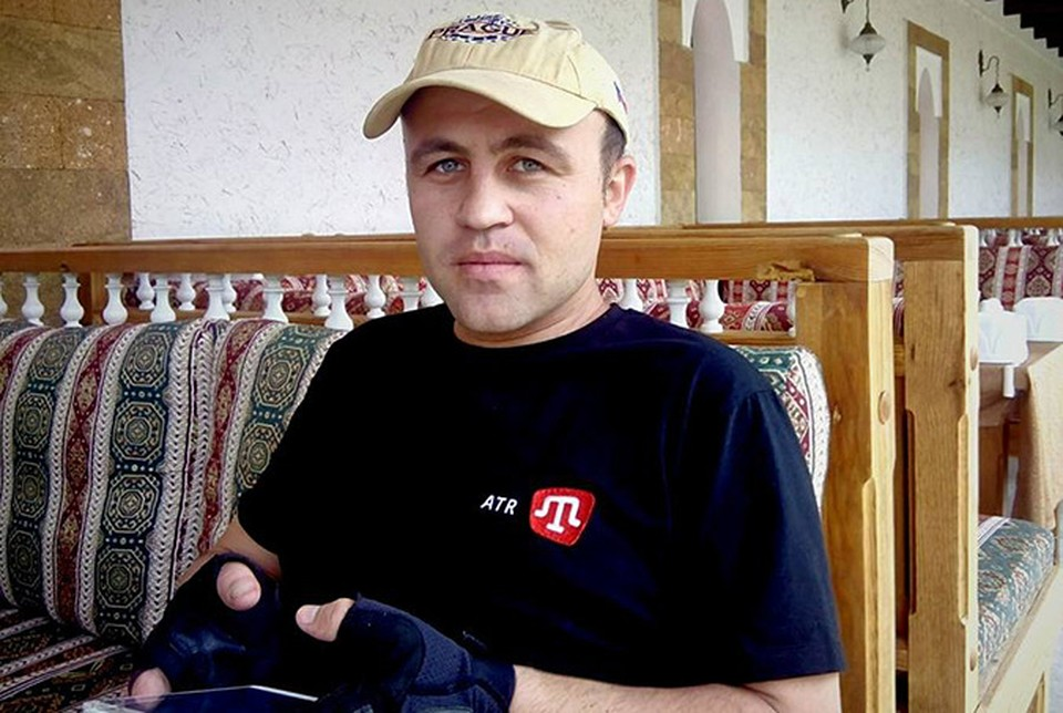 """Сын """"симферопольского стрелка"""" рассказал """"КП"""" о преступлении отца. Фото: из личного архива Эскандера Небиева"""