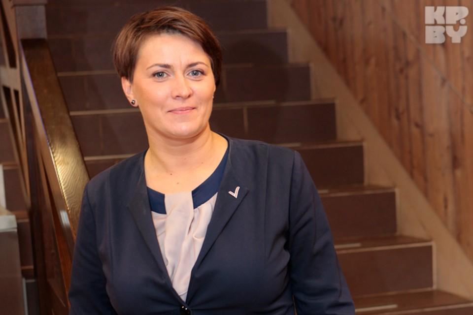 Татьяна Короткевич больше всего в жизни гордится тем, что делает сейчас.