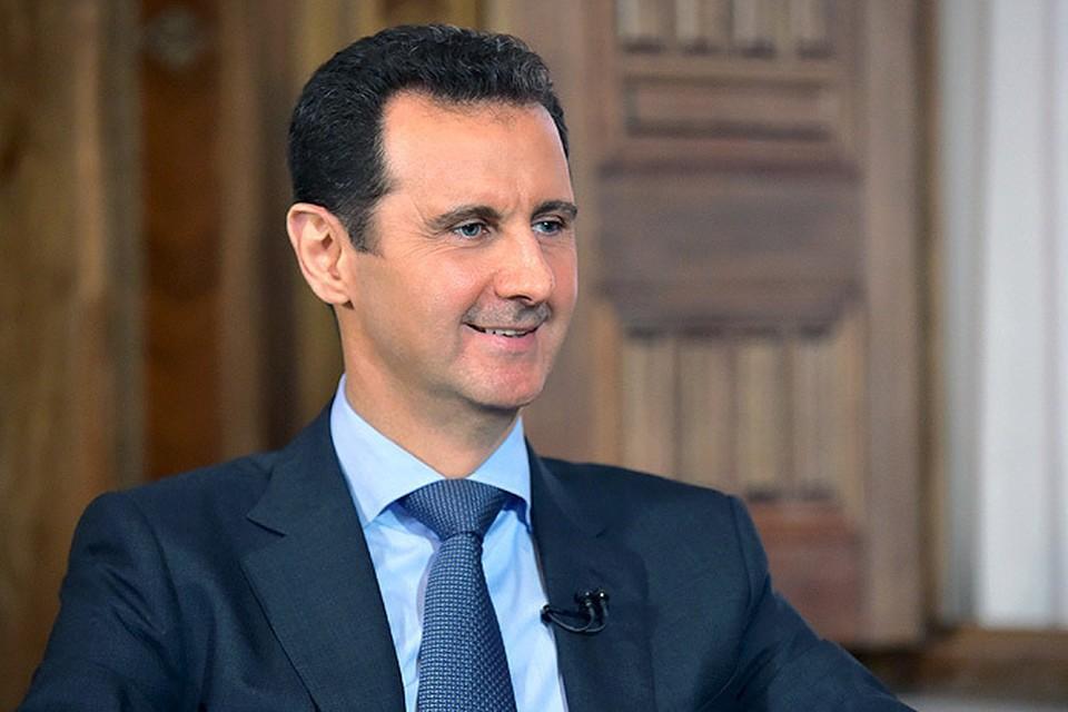 Асад: Россия не позволила ситуации в Сирии развиваться по более трагическому сценарию