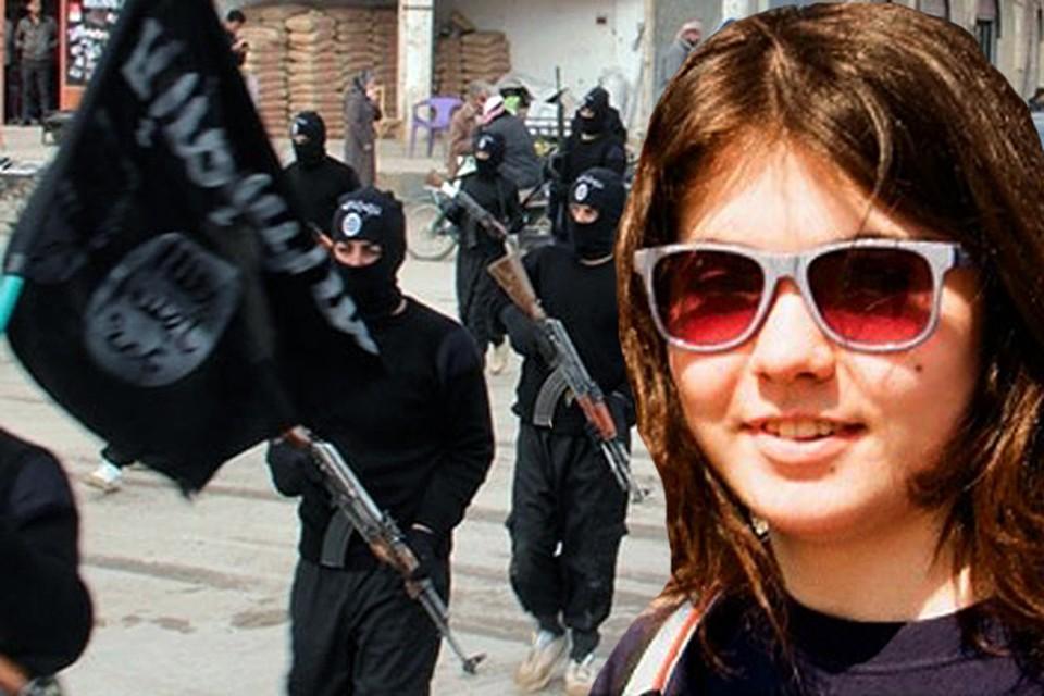 Варвару Караулову арестовали по подозрению в связях с Исламским государством. Фото: Личная страничка героя публикации в соцсети