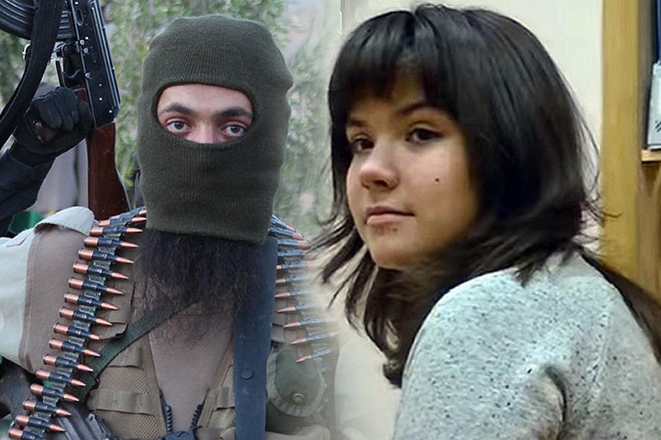 """Варвара Караулова чуть было не оказалась в рядах бойцов группировки """"Исламское государство"""""""