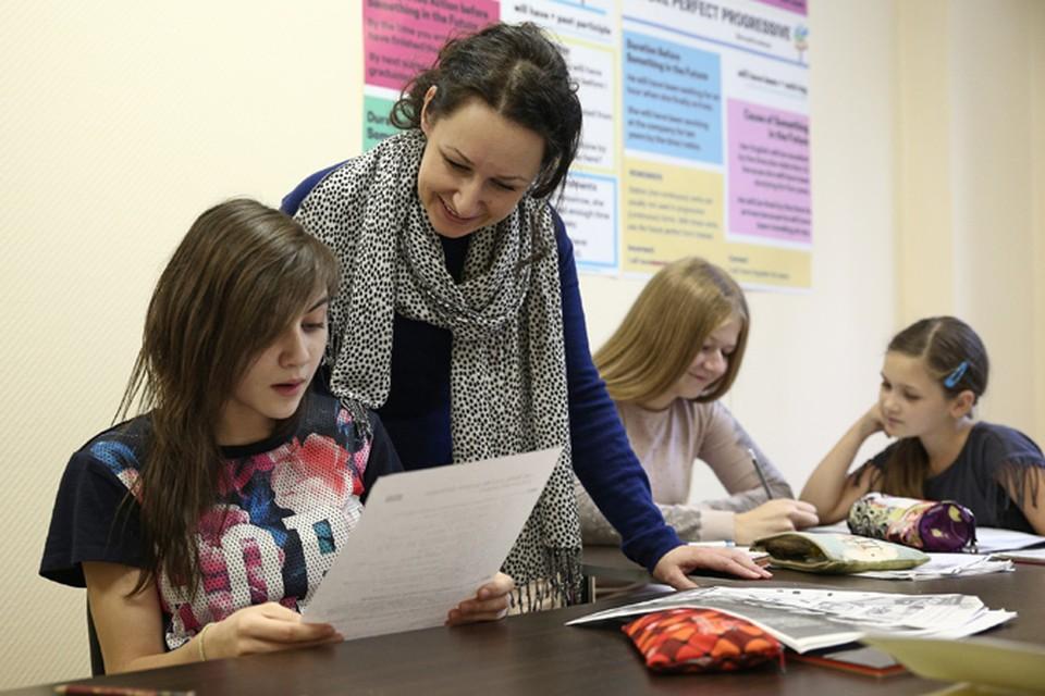 Школа интенсивного обучения: Школьные оценки за два месяца выросли у всех учеников.