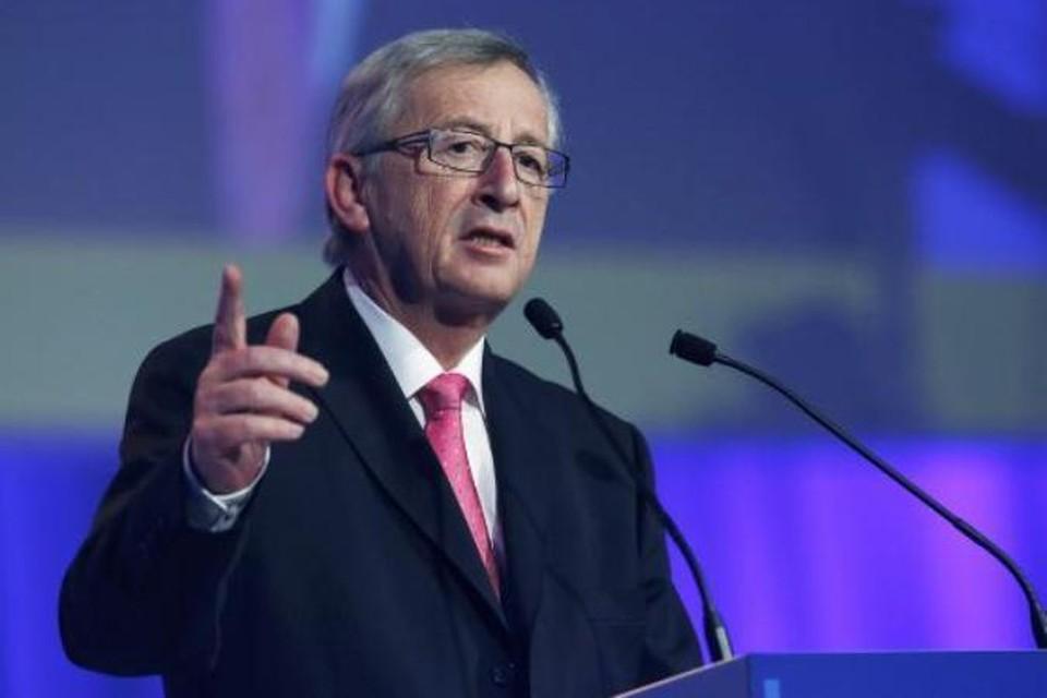 Жан Клод Юнкер отметил важность экономического сотрудничества в рамках ЕС и ЕАЭС