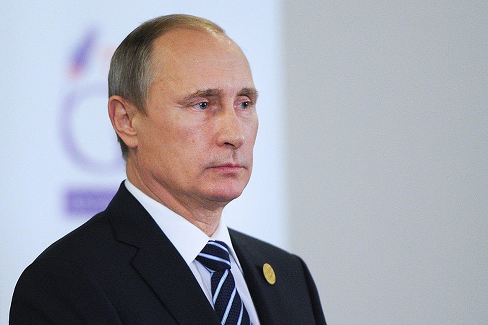Владимир Путин — корреспонденту «КП»: Наш летчик в Сирии спасен и представлен к награде