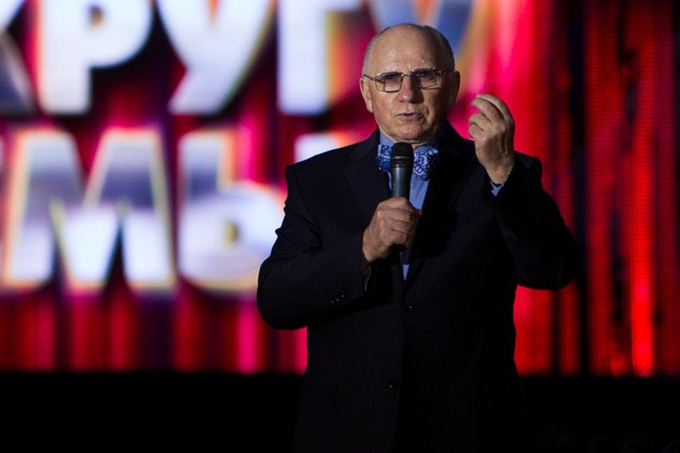 Валерий Баринов: В конфронтацию с режиссером я вступаю всегда. Конфликт с режиссером - это основа успеха!