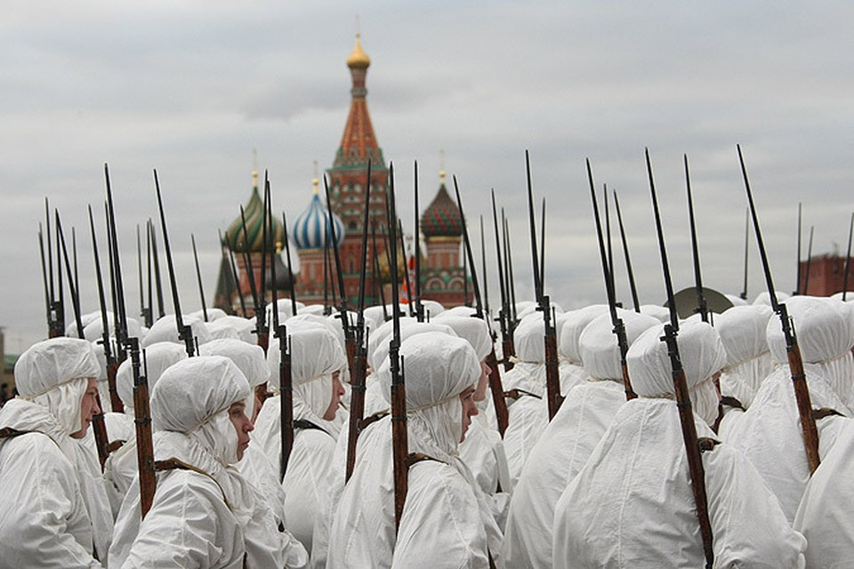 Наш колумнист размышляет - почему русские не боятся войны
