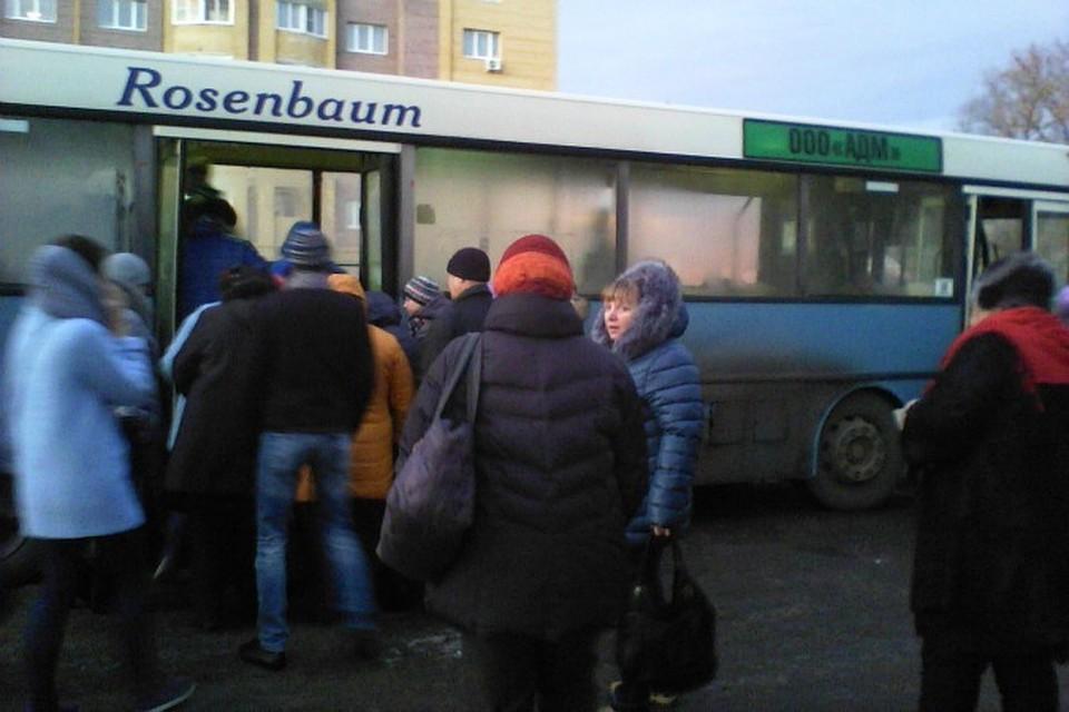 Развел девушку в автобусе онлайн