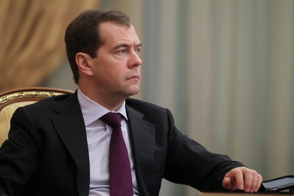 Премьер-министр России Дмитрий Медведев тоже присоединился к масштабной акции «Война и мир. Читаем роман»