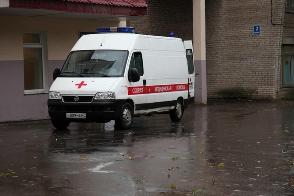 Врачи скорой помощи не смогли спасти ребенка.