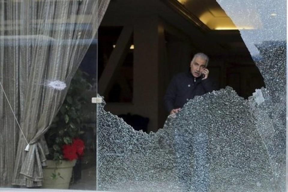 Это уже второй случай нападения террористов на отдыхающих в Египте за последние дни