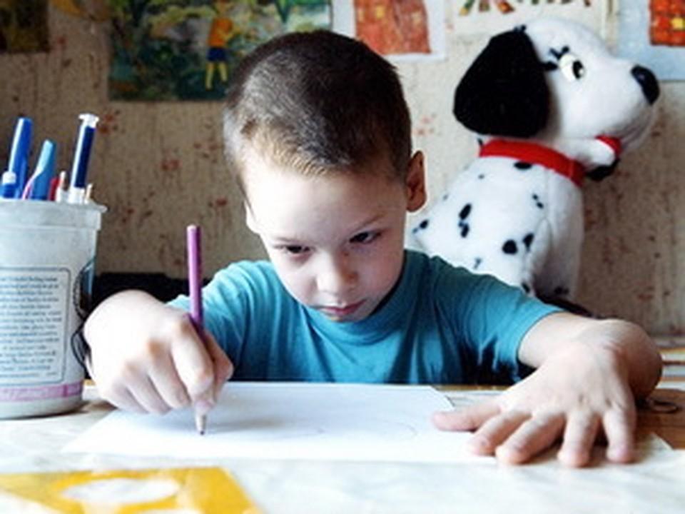 Дети-инвалиды смогут обучатся у себя дома
