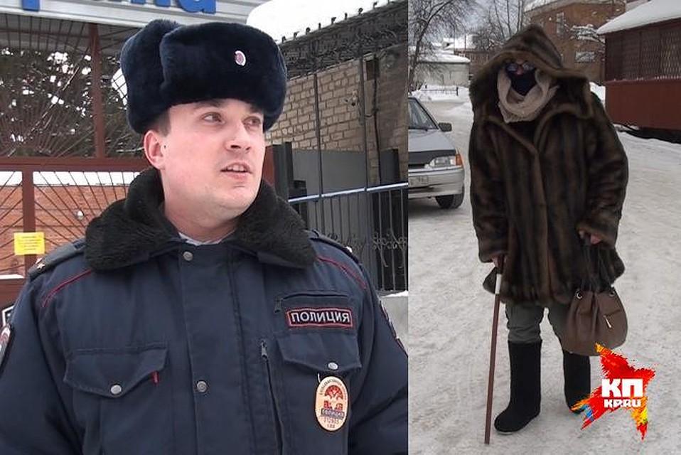 видео полиция ловит преступников