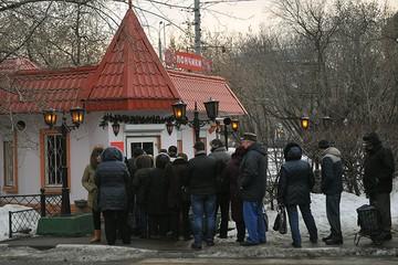 В Москве возле  Останкинского пруда хотят снести знаменитый павильон «Пончики»