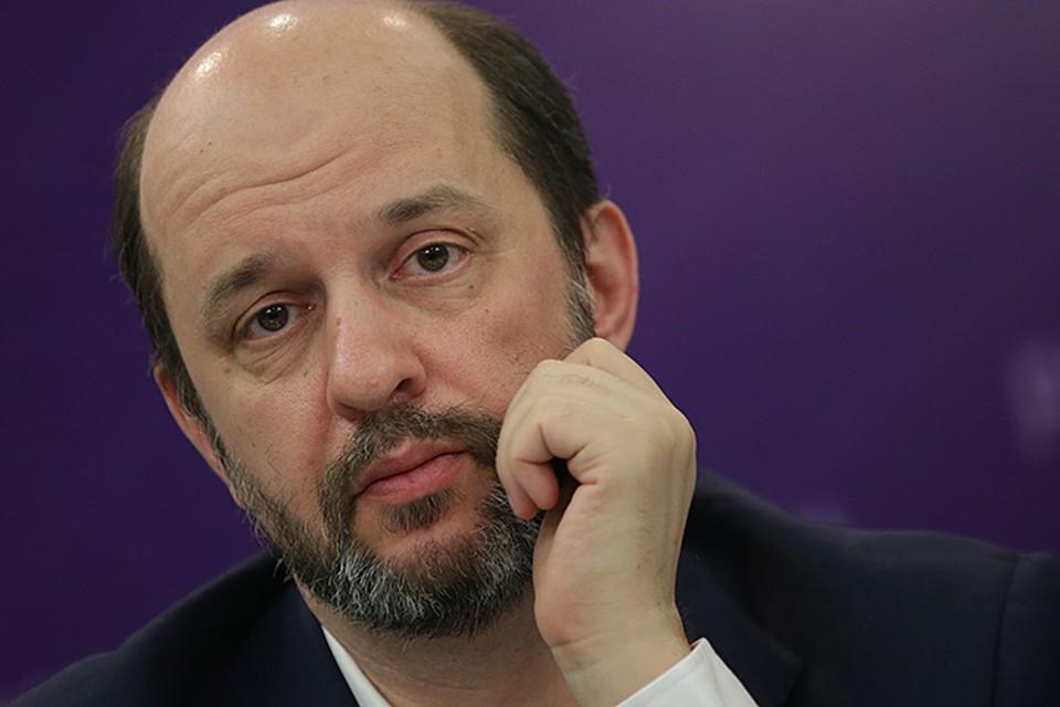 Советник президента по интернету Герман Клименко. Фото: Артем Геодакян/ТАСС