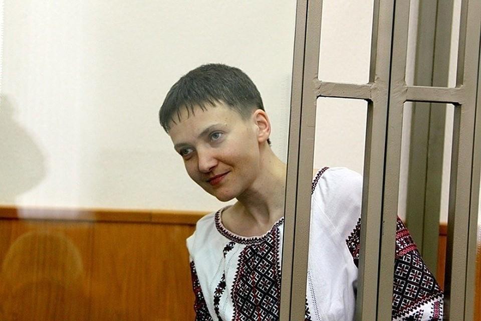 Надежда Савченко. Фото: Федор Ларин.