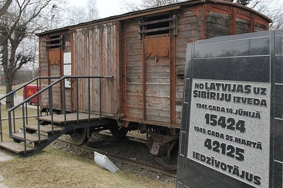 Латвийский историк выступил против утверждений, что депортация была направлена против латышей. Фото: с сайта ves.lv