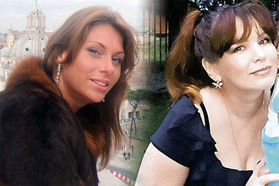 Екатерина Ифтоди (слева) и Анна Лесникова (справа) не сошлись во мнении о вопросе эксгумации тела Немцова.
