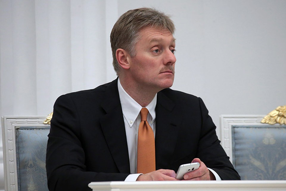 Песков заявил, что несмотря на множество упомянутых в расследовании персонажей, главной целью был именно президент России. Фото: Михаил Метцель/ТАСС