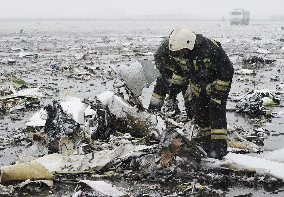 Причиной крушения «Боинга-737-800» 19 марта могло стать случайное срабатывание механизма стабилизатора. Т