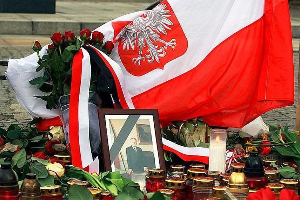 10 апреля 2010-го под Смоленском разбился самолет с президентом Польши Лехом Качинским.