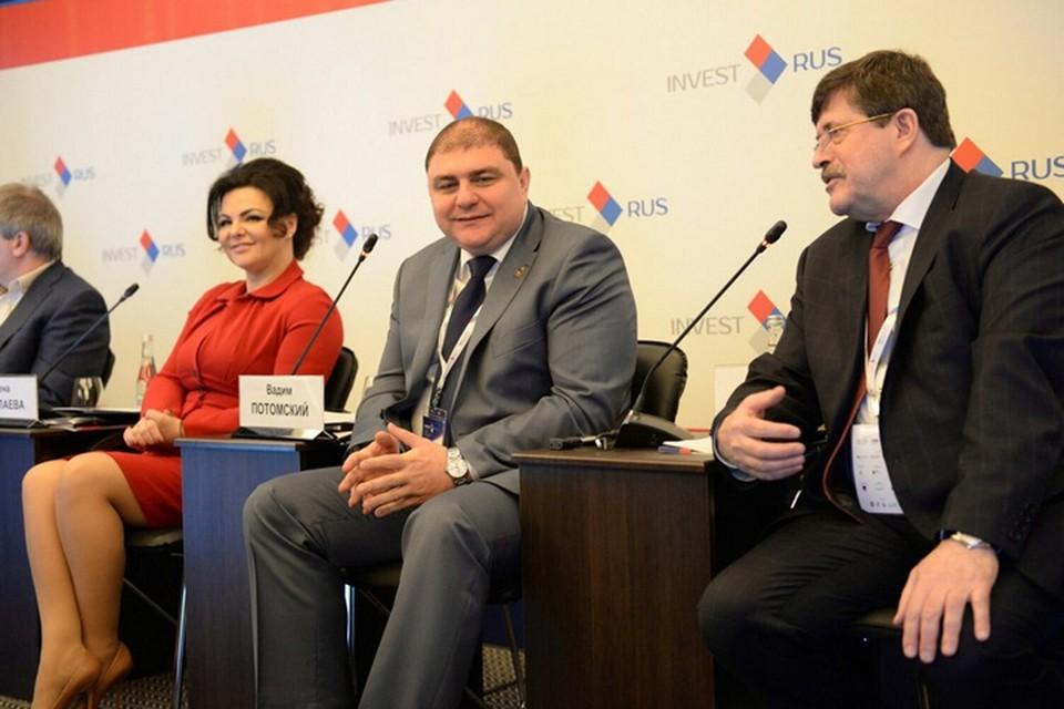 Вадим Потомский поделился с коллегами перспективами развития отрасли обращения с отходами.
