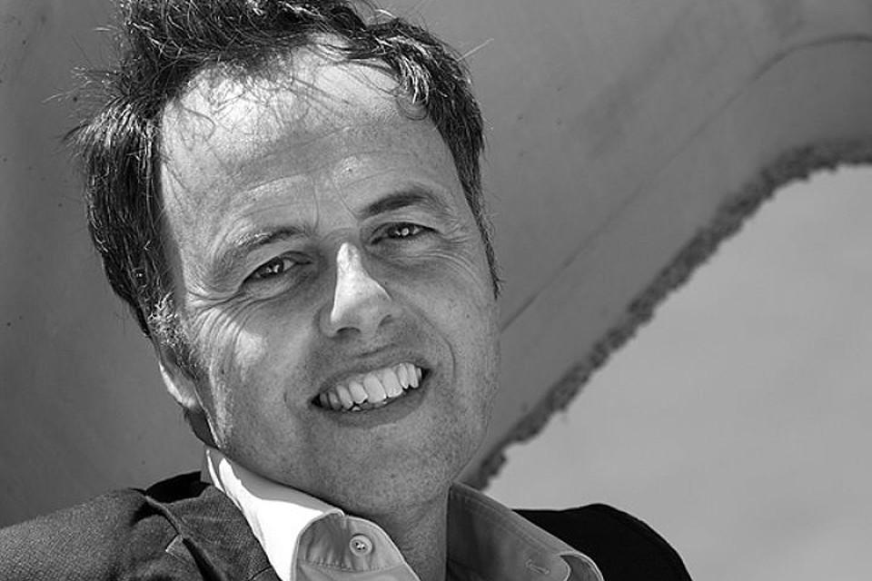 Архитектор Адриаан Гезе. Фото: личный архив