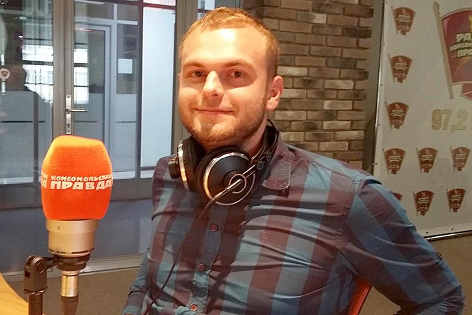 Руководитель проекта BarbaraAnn Андрей Бакарёв в гостях у программы «Важные птицы» на Радио «Комсомольская правда»