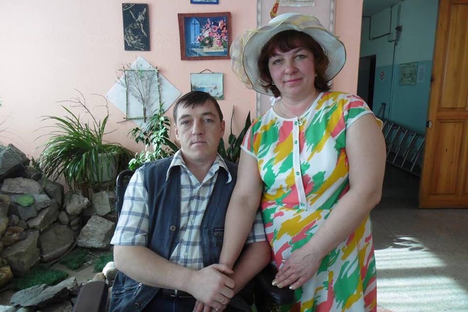 Максим Богдан и его супруга Люба знают, что для настоящих отношений нет никаких преград