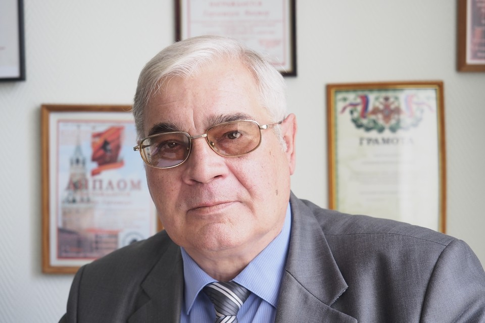 Виктор Харлашкин, генеральный директор ООО «Результат-Т»