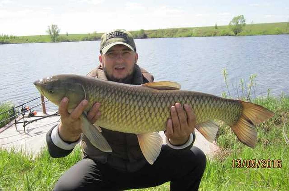 ловля рыбы в рязанской области