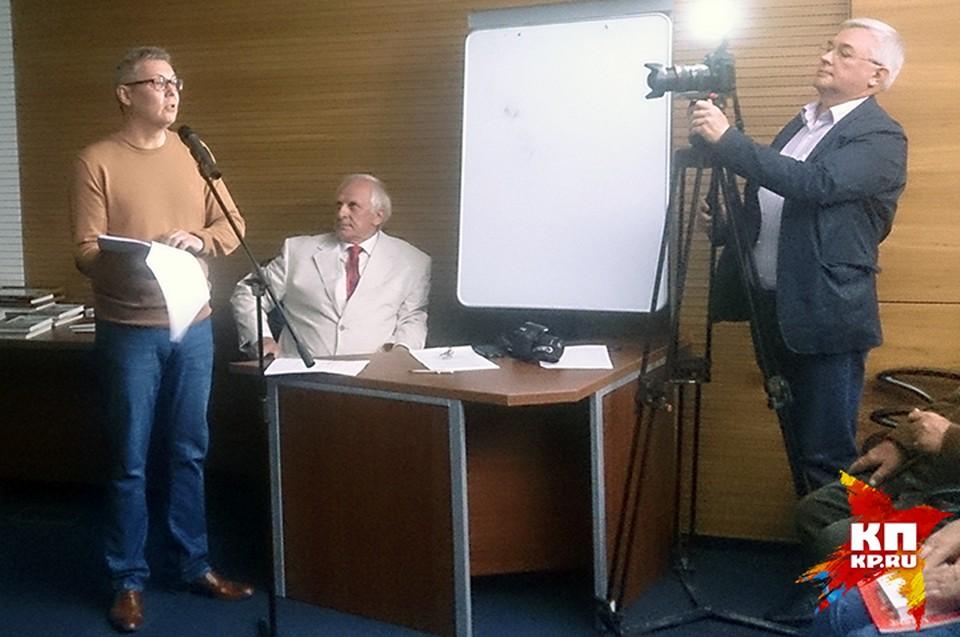 В Тюмени вышел третий сборник стихов Александра Новопашина.