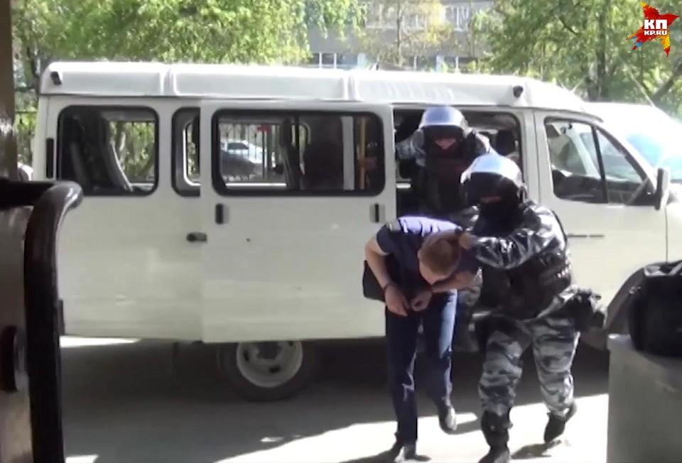 Руководство хищениями денег у банков проходило из Екатеринбурга