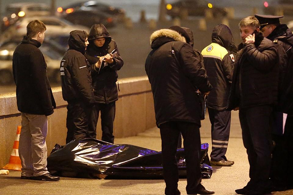 Собранные доказательства свидетельствуют о том, что члены группы стали готовить убийство Немцова еще в сентябре 2014 года. Фото: Михаил Джапаридзе/ТАСС