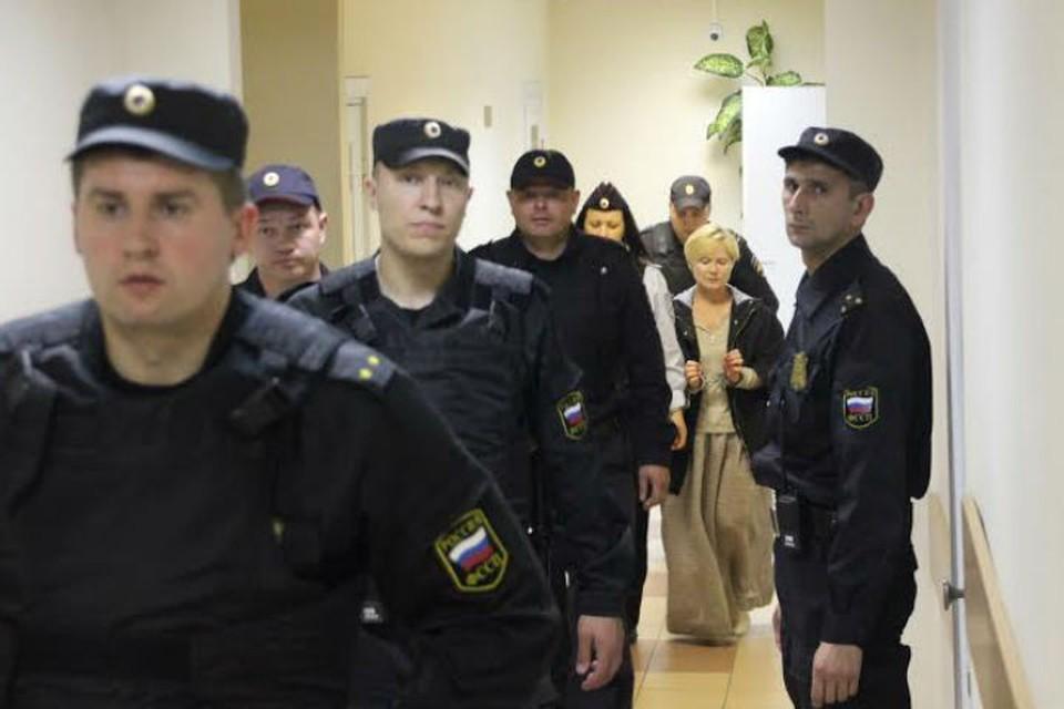 Елена Решетова пробудет в СИЗО до 19 августа.