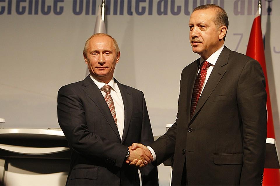 Еще несколько лет назад у России и Турции были прекрасные отношения. Теперь их придётся выстраивать заново.