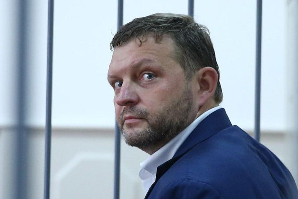 Суд арестовал Никиту Белых на два месяца Фото: Станислав Красильников/ТАСС